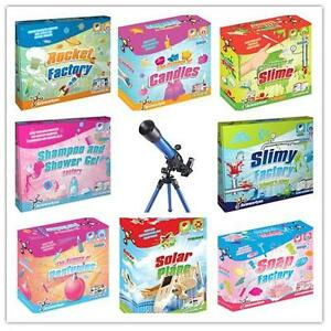 Science4you collection: new Scientifc toys collections with instruction books
