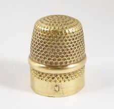 Vintage Bulbous Thimble  LAYBY   AVAILABLE