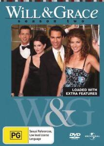 Will & Grace : Season 1 (DVD, 2007, 4-Disc Set)   228