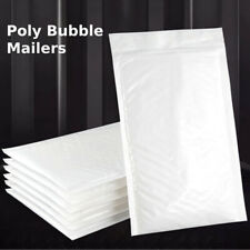 Poly Bubble Mailers Padded Envelopes Protective Packaging Shipping Bag Self Seal