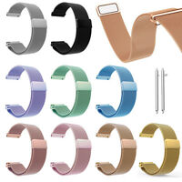18 20 22mm Milanese LOOP Magnetic Wrist watch Bands Strap For CTZ Watch Band