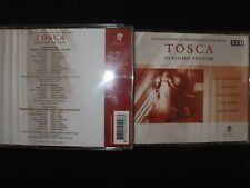 COFFRET 3 CD PUCCINI / TOSCA / JAN BEHR / LIVE 1975 / RARE /