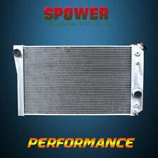 AT For Chevrolet Corvette ZR-1 V8 5.7 1984-1990 3Row 829 Aluminum Radiator