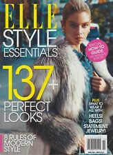 Elle Style Essentials 2015 How-To Guide