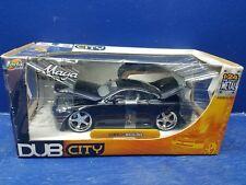 JADA 1/24 DUB CITY BLACK LEXUS SC430 NEW IN THE BOX