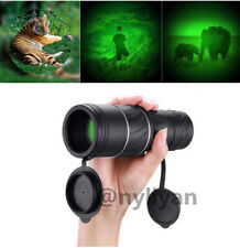 Day&Night Vision 40x60 HD Optical Monocular Telescope Outdoor Camping Hiking