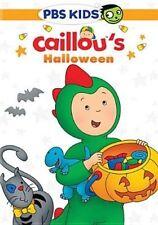 Caillou Caillou's Halloween - DVD Region 1