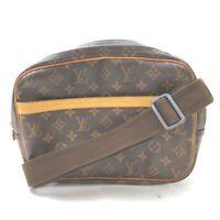 Louis Vuitton Shoulder Bag Reporter PM M45254 Browns Monogram 1507244