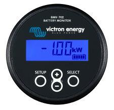 Victron Battery monitor BMV 702 Black monitors 2 Batteries With FREEMounting Box