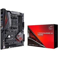 Asus ROG Crosshair VI Hero AMD X370 Ryzen PCIe 3.0 ATX Gaming Motherboard SLI