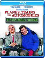 Planes, Treni E Automobiles Blu-Ray Nuovo (BSP2291)
