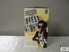 Straight to Hell (VHS, 1987) Sy Richardson Joe Strummer