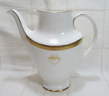 Royal Doulton England ROYAL GOLD Coffee Pot NO Lid for SHAKLEE PRESIDENTS CLUB