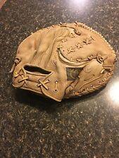 Vintage RHT Leather Catcher's Mitt E-Z Flex  910
