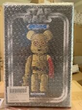 Medicom 400% + 100% Bearbrick ~ Star Wars C3PO Be@rbrick The Force Awakens Ver