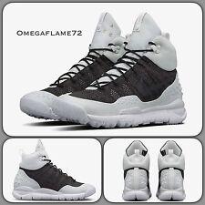 Nike Lupinek Flyknit ACG 826077-002, Sz UK 4.5, EUR 37.5, USA 5, Black & White