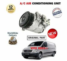 FOR MERCEDES 109 111 115 CDI 2003--> NEW AC AIR CON CONDITION UNIT A0012301711