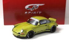 1:18 GT Spirit Porsche 911 (930) RWB 1973 light green NEW bei PREMIUM-MODELCARS
