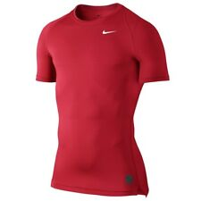 Nike Pro Compression Dri-Fit Short Sleeve Top Shirt Men's Uk Medium - BNWT
