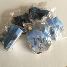 McDonalds Happy Meal Set Glöckner Von Notre Dame Disney Neu MIP 1996