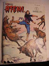 MARVEL DC Comics FRANCE BD MON JOURNAL ATEMI n°74