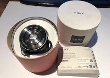 Sony Cyber-shot DSC-QX10 18,2 MP Digitalkamera - Schwarz