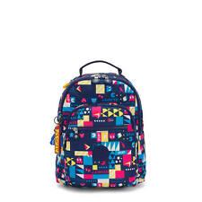 Kipling Seoul Small Pac-Man Tablet Backpack Pacman Bts
