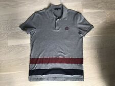 Gucci Men's Polo Shirt (Size M) Beautiful Soft Cotton. Great Condition.
