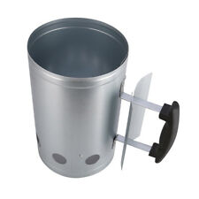 Charcoal Chimney Fire Lighter Starter for Barbecues BBQ's Chiminea's Fire Pits