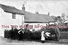 LA 236 - A Bit Of Old Sankey, Warrington, Lancashire c1904 - 6x4 Photo