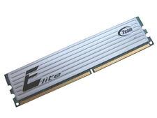 Team Group TED22G667HC5BK PC2-5300U 2GB 2Rx8 DDR2 RAM Memory, 667MHz CL5