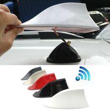 Antenna Pinna di Squalo Auto Tuning Tetto  Universale Shark Aerial Fin Am/Fm
