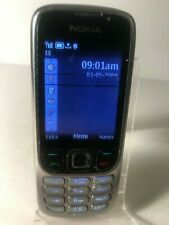 Nokia Classic 6303 - Steel (Unlocked) Mobile Phone 6303c -Black lines on display