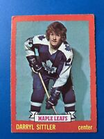 Darryl Sittler 1973-74 Hockey Card #132 O-Pee-Chee Toronto Maple Leafs