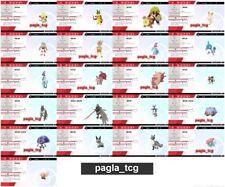 ALL 102 Galar Region Pokemon ULTRA SHINY 6iv Pokemon Sword Shield