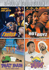 FOOLISH/HOT BOYZ/PHAT BEACH/THE WASH NEW DVD