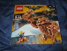 CLAYFACE SPLAT ATTACK Lego Batman Movie Set #70904 w/Minifigure (Mayor)
