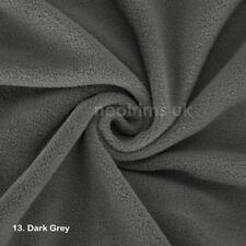 Polar Fleece Anti Pill Quality Fabric, 27 Fashion Colours Cheap Price, Soft Pile