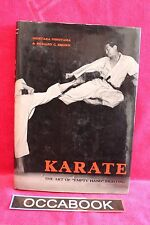 Karate Art of Empty Hand Fighting (Anglais)- H. Nishiyama - Livre - Occasion