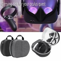 Portable Travel Storage Bag EVA Skins Carrying Case Cover for Oculus Quest Box