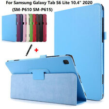 Leather Tablet Cover Flip Case Samsung Galaxy Tab A 8.4 (2020) S6 Lite P610 P615
