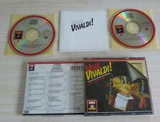 BOX 2 CD VIVA VIVALDI ORCHESTRE DE CHAMBRE DE TOULOUSE LOUIS AURIACOMBE