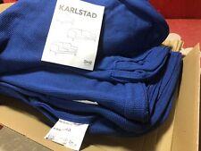 IKEA Karlstad Sofa Cover Korndal Medium Blue 601.838.03