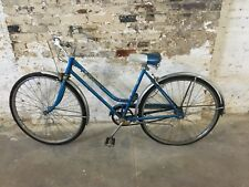 bdfc8675470 Vintage Schwinn Breeze 3 speed Womens Bicycle. 19 inch Step Through Frame  Blue
