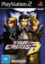 Time Crisis 3 PS2 Game USED