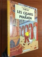 Tintin: Les Cigares Du Pharaon 1955 1st Colour Edition Originale EO Herge first