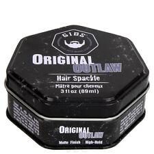 GIBS Guys Into Beard Stuff Original Outlaw Hair Spackle 3 oz / 89 ml