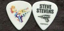 STEVE STEVENS 2017 Tour Guitar Pick!!! custom concert stage Pick BILLY IDOL