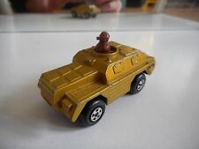 Matchbox Superfast Stoat in Gold