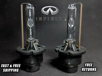 OE HID Headlight Bulb For Infiniti FX35 2003-2012 Low/High Beam Stock Fit Qty 2